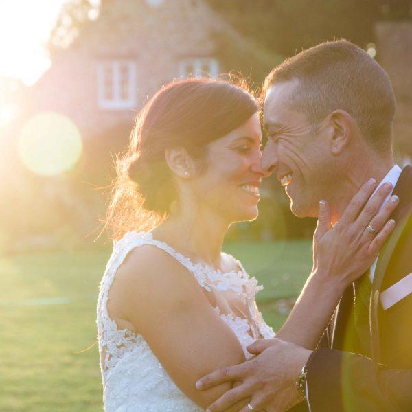 Photographe de mariage à Herblay : Caroline et Johnny